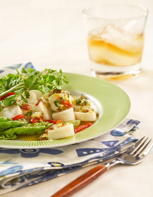 Sardis Hearts of Palm Salad