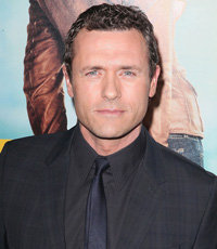Jason O'Mara at premiere for One for the Money