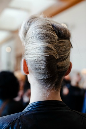 Jean Pierre Braganza hair