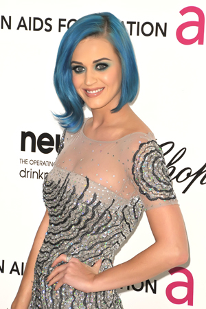 Katy Perry will share her dark side