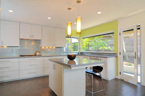 2012 Kitchen design trends
