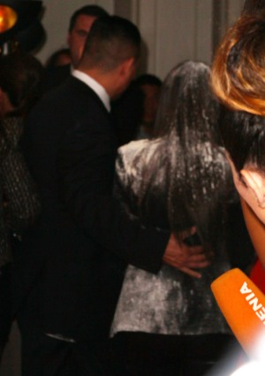 Something stinks at Kim K's fragrance launch