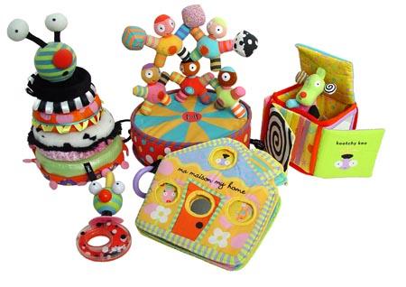 Kushies baby toys