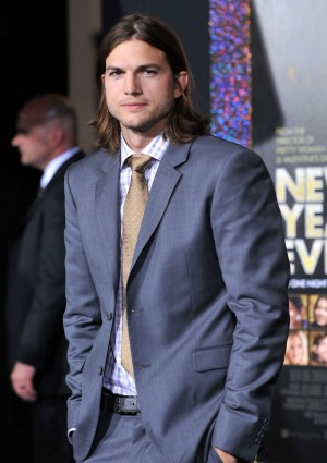 Two and a Half Men cleans up Kutcher