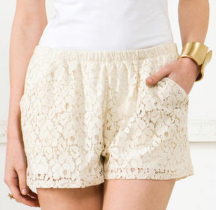 Francesca's Collection Lacie Shorts