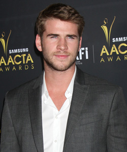 This Hunger Games hunk is one tasty piece