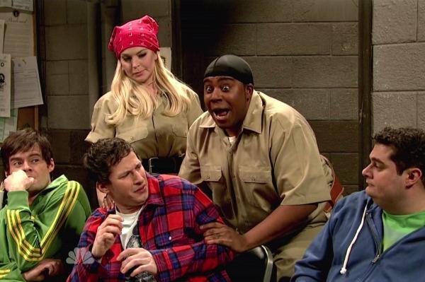 Lindsay Lohan on Saturday Night Live