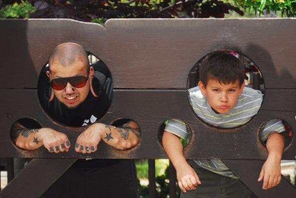 Louie Sanchez's tattoo picture