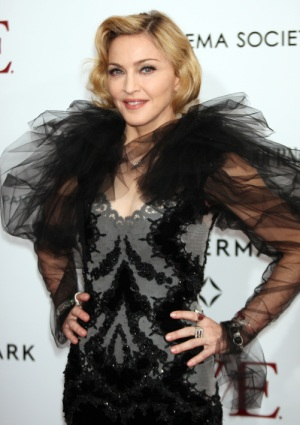 "Single mom Madonna: ""Sometimes I struggle"""