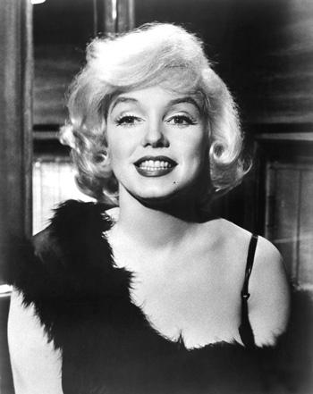 Marilyn Monroe in Some Like It Hot