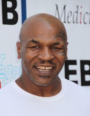 Mike Tyson to headline Las Vegas show.
