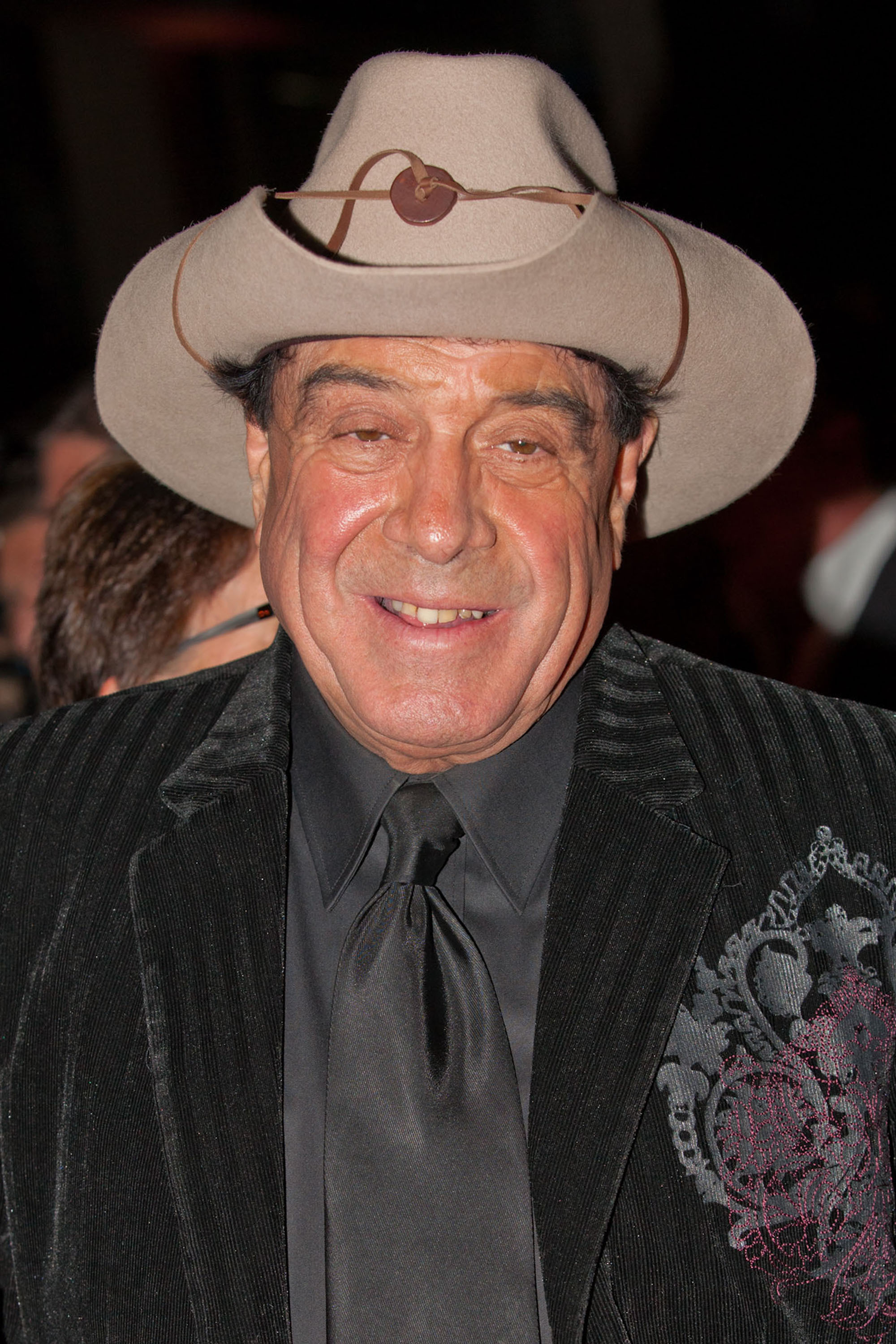 Molly Meldrum returns home