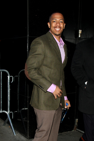 More Sleep and new foods for Nick Cannon