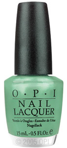 OPI Go On Green!