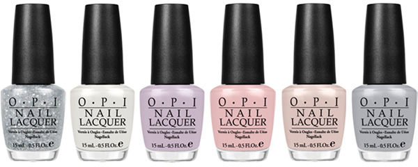 New York City Ballet by OPI collection