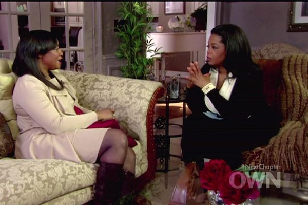 Pat Houston talks to Oprah about Whitney Houston.