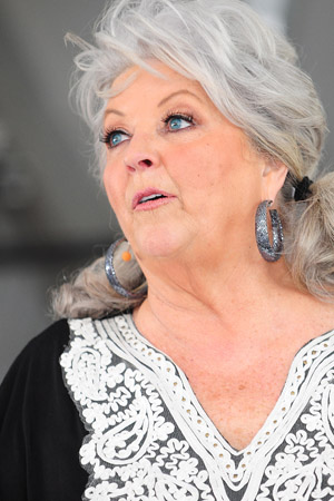 Is Paula Deen racist, too?