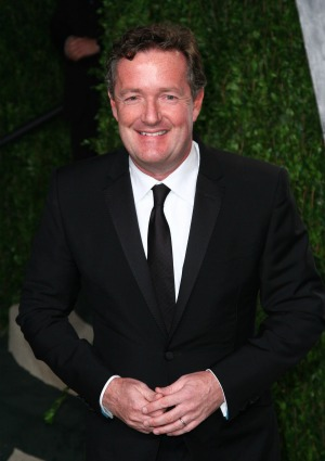 Piers Morgan on his least-fave stars