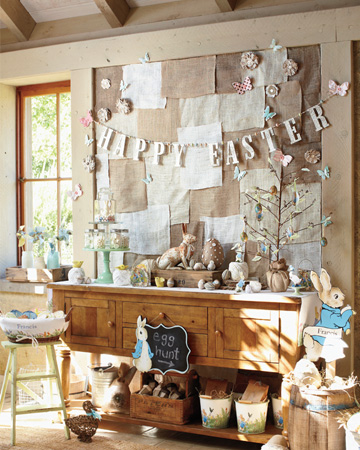 Easter Garland from Pottery Barn Kids