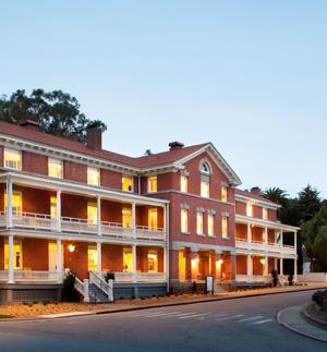 The Inn at Presidio, San Francisco