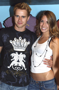 Randy Wayne and Sarah Karges