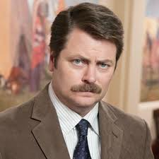 Nick Offerman, Parks and Recreation