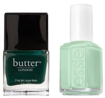 Saint Patrick's Day nail polish