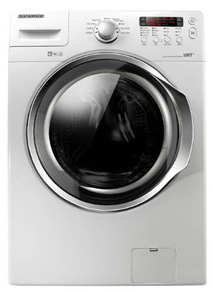Samsung White 3.7 cu. ft. High-Efficiency Front-Load washer ENERGY STAR