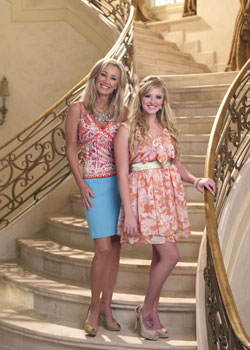 Reality TV stars dish on mom-daughter relationships
