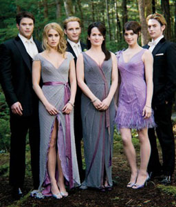 Prom by Breaking Dawn, Bridesmaids and more