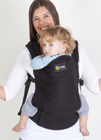 The baby carrier showdown