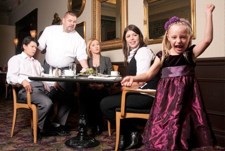 Should children be disciplined in public?
