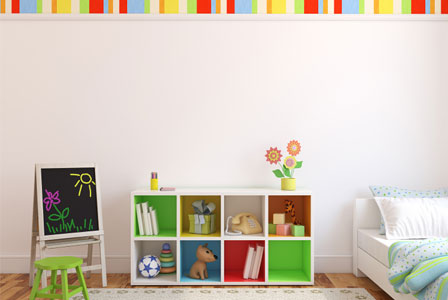 Quick and easy spring makeovers for kids' rooms