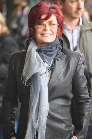 Sharon Osbourne to serve as executive producer for