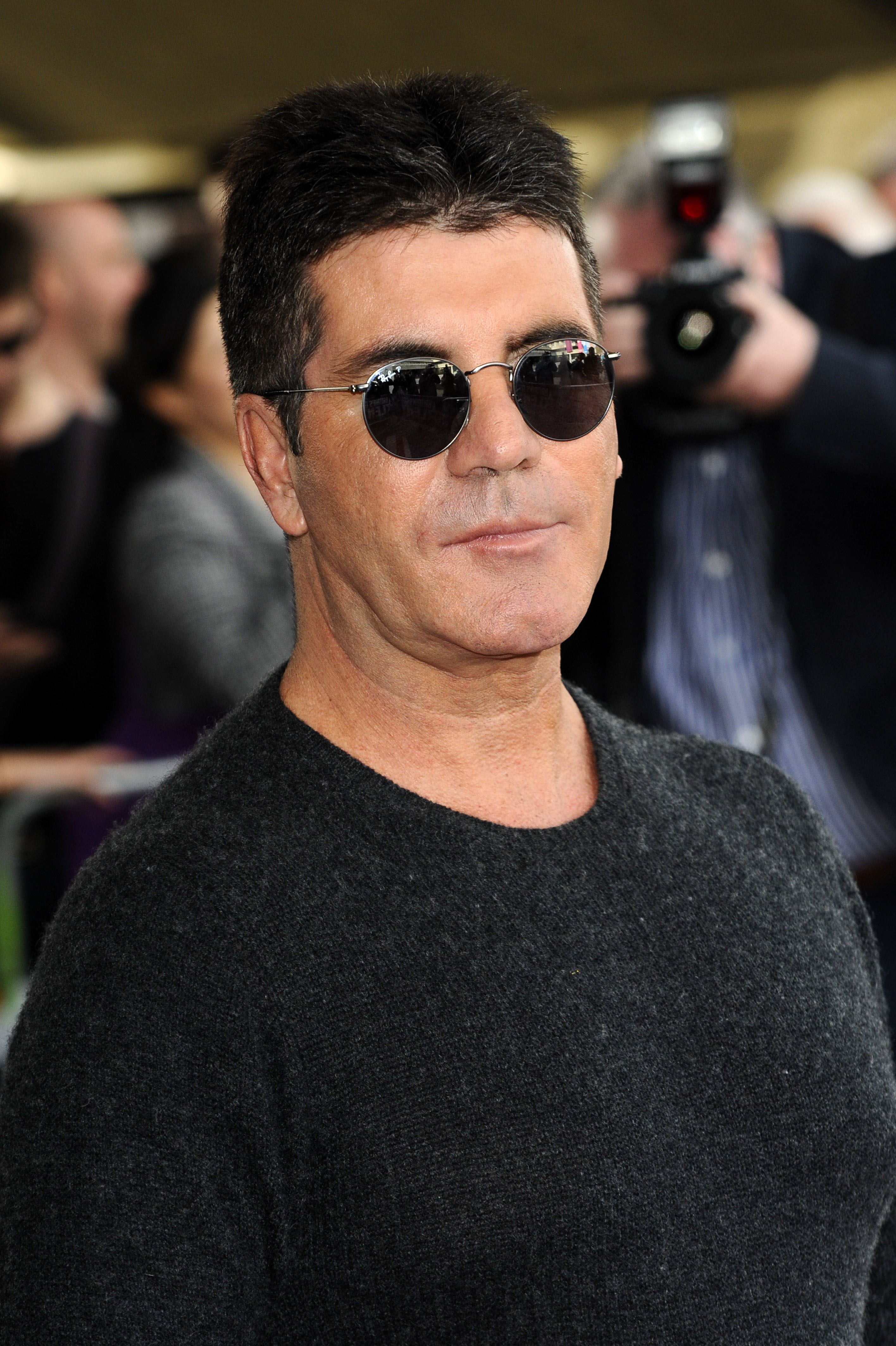 simon cowell burglary