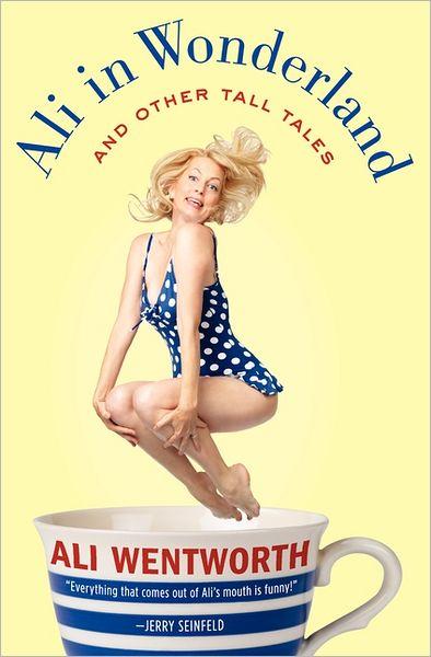 Ali in Wonderland cover
