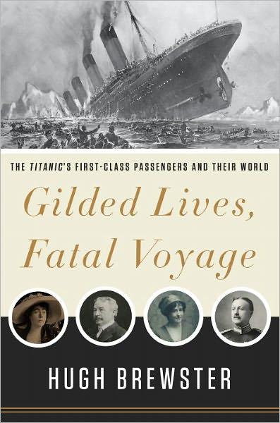 Gilded Lives, Fatal Voyage cover