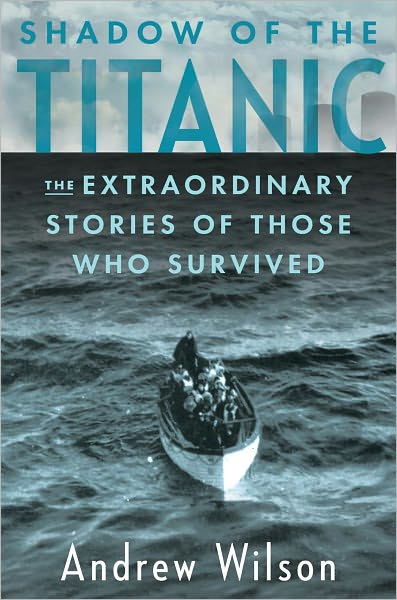 Shadows of the Titanic cover