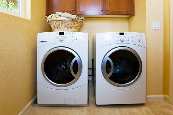 Make the most of your laundry room