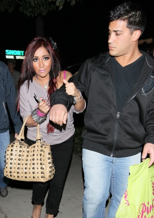 Snooki, Jionni LaValle