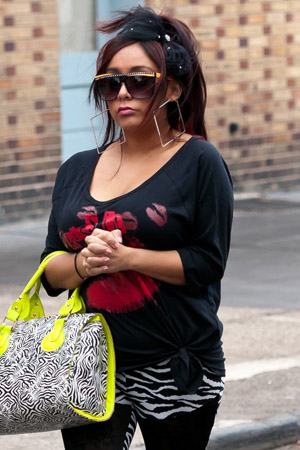 Snooki's ex talks Snooki pregnancy