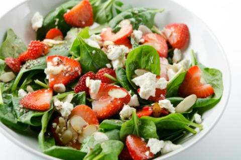 Lighten up: Spring salad recipes