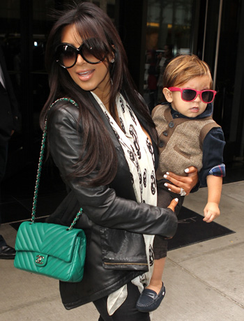 Mason Disick wearing Venettini footwear
