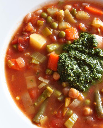Cool spring nights are perfect for soup