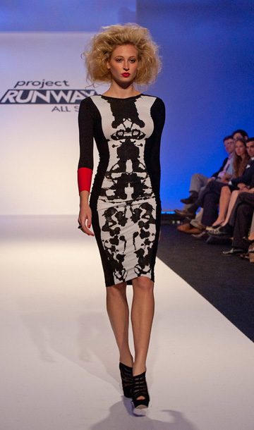 Project Runway All Stars -- Steal the look -- Finale