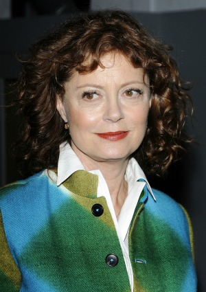 Susan Sarandon speaks out