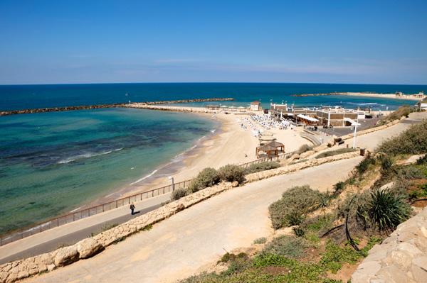 Port in Tel Aviv