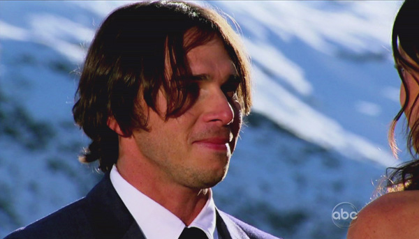 Bachelor Ben Flajnik's crazy hair