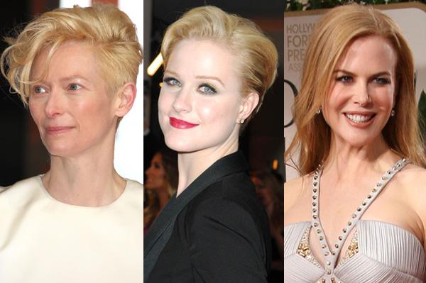Tilda Swinton, Evan Rachel Woods, Nicole Kidman