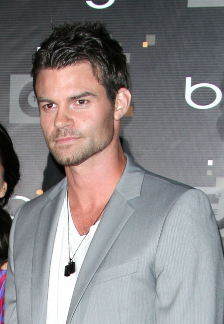 Hello, Daniel Gillies!